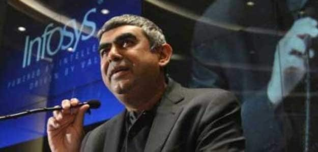 Infosys CEO Vishal Sikka Disappointed With Earnings Miss, Shares Crash
