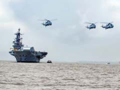 INS Viraat, Navy's 'Grand Old Lady', Sets Sail For One Last Time