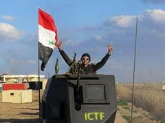 Iraqi Forces Retake Key Town South Of ISIS-Stronghold Mosul