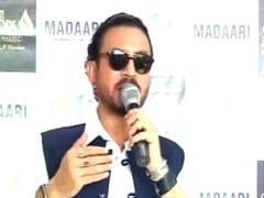 Actor Irrfan Khan Meets Arvind Kejriwal As 'Aam Aadmi'