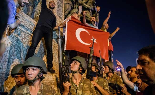 World Powers Call For 'Stability' In Turkey
