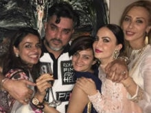 A Wonderful Eid Party With Iulia Vantur, Elli Avram and Arpita