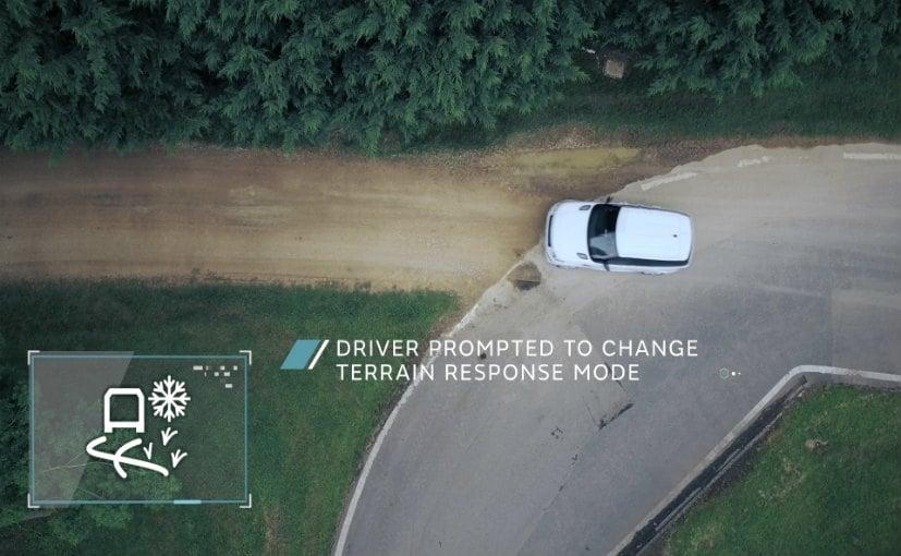 Jaguar Land Rover shows its autonomous off-road driving technology