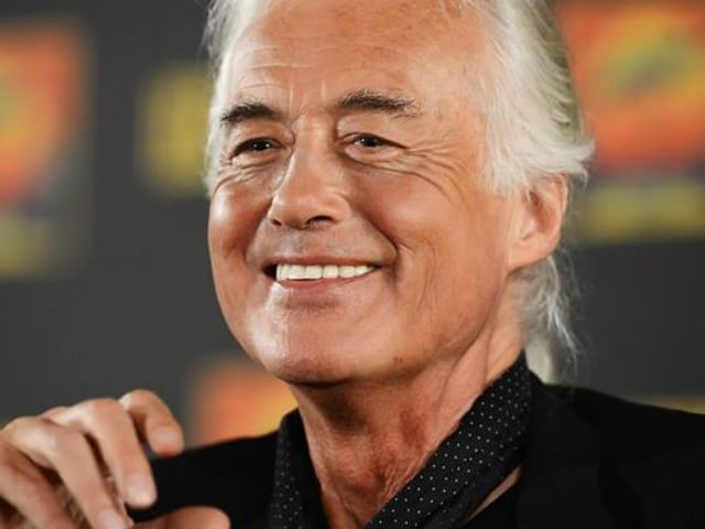 Jimmy Page Breaks Silence on Led Zeppelin's Plagiarism Trial