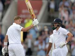 मैनचेस्टर टेस्ट : कुक, रूट के शतक, इंग्लैंड के 4 विकेट पर 314 रन