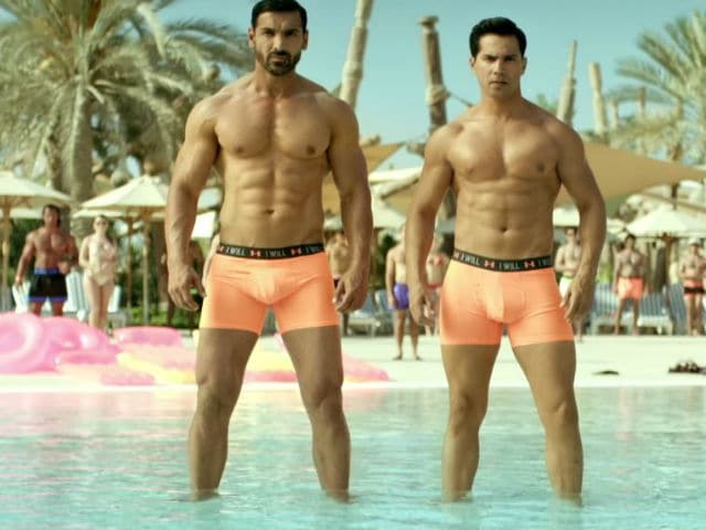 Varun Says, 'John Abraham and I Will Make a Good Pair in Dostana 2'