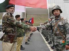 चीनी और पाकिस्तानी सैनिकों ने पीओके के पास पहली बार किया संयुक्त गश्त