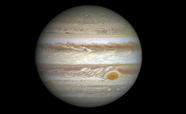 Gravity Waves Cause Jupiter Jet Stream To Change Course: NASA