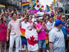 Justin Trudeau Becomes First Canadian PM To March In Toronto Pride Parade