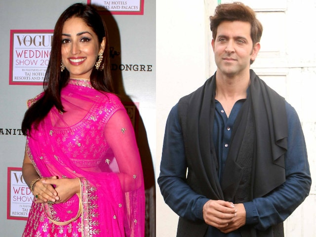 Yami Gautam Shares Experience of Working With Kaabil Co-Star Hrithik