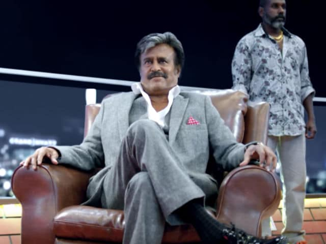Rajinikanth's Kabali Song Neruppu Da is Now a Film's Title