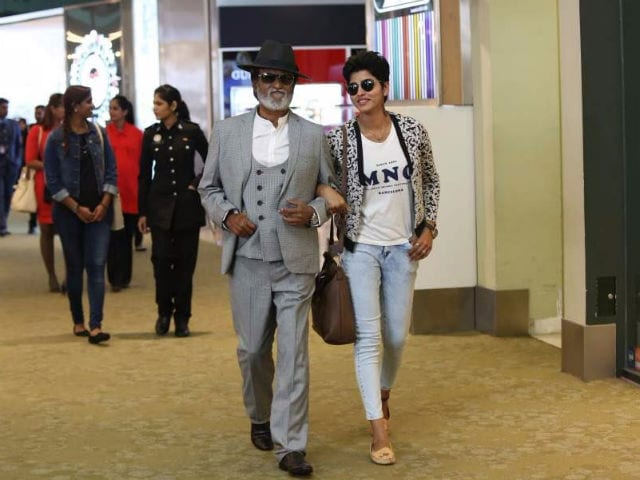How Rajinikanth Once Came to Kabali Actress Dhanshika's Rescue
