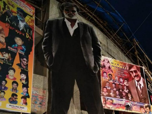 Rajinikanth's Kabali to be Shown Round-the-Clock in Mumbai Theatre