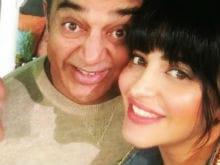 Kamal Haasan on Directing 'Star' Shruti in <i>Sabaash Naidu</i>