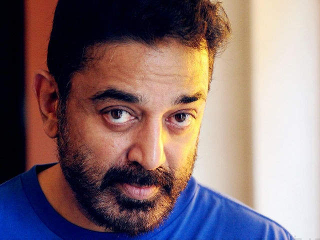 Kamal Haasan Hospitalised After He Fractures Leg