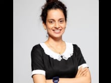 First Look: Kangana Ranaut in, But Not as, <I>Simran</i>