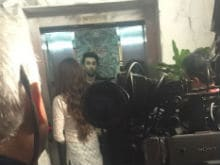 Ranbir Kapoor Shoots For <i>Ae Dil Hai Mushkil</i>. KJo Tweets Pic