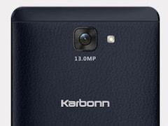 कार्बन क्वात्रो एल55 एचडी स्मार्टफोन कंपनी की वेबसाइट पर लिस्ट