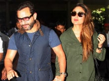 Kareena, Saif Didn't Have Gender Test For Baby In London, Says Rep