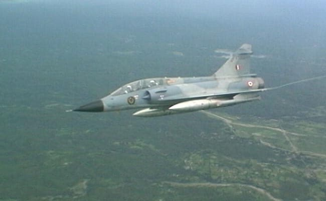 With Eye On China, Air Force Plans To Make Andhra 'Strategic Base'
