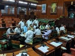 कर्नाटक : डीएसपी आत्महत्या मामले की होगी न्यायिक जांच, विपक्ष विधानसभा में धरने पर बैठा
