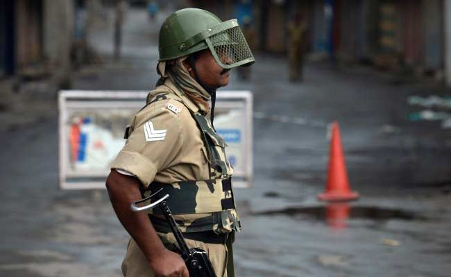 2 Killed After Security Forces Fire At Protesters In Kashmir