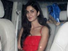 Inside Pics From Katrina Kaif's Birthday Celebration With Alia, Sidharth