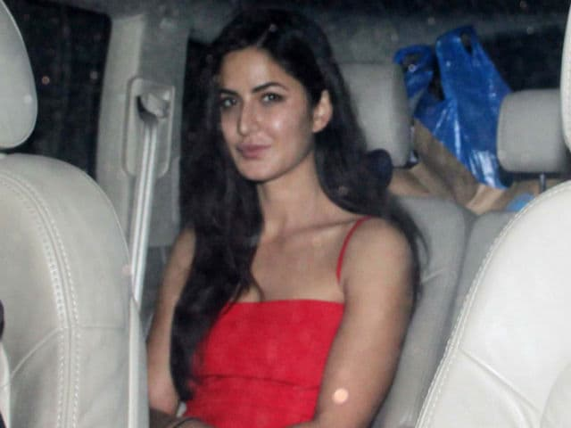 Inside Pics From Katrina Kaif's Birthday Celebration With Alia, Sidharth