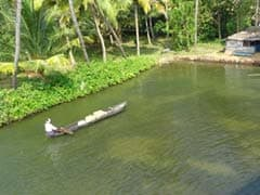 Tiny Islands In Kerala 'Sinking' Due To Rising Sea Levels