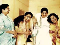 10 Fabulous Pics From Lata Mangeshkar's Album. You're Welcome