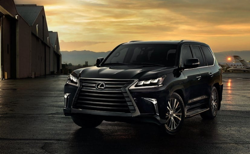 Lexus Lx 450d Imported To India For Homologation Carandbike