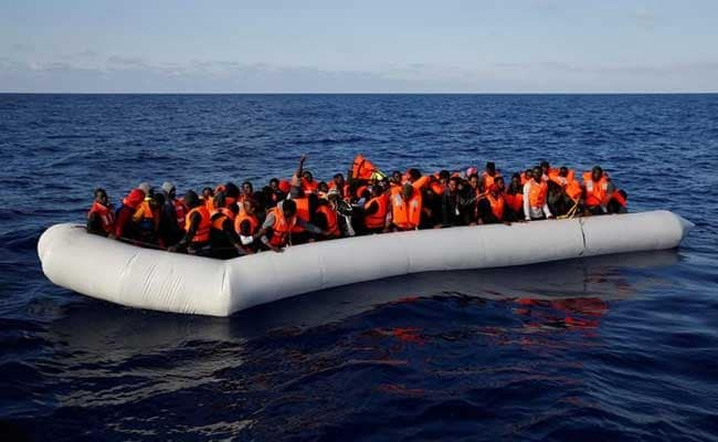 At Least 30 Dead After Boat Carrying Migrants Sinks Off Libya, 200 Rescued