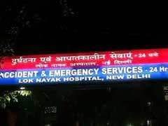 LNJP अस्पताल का क्वारंटाइन हुए मेडिकल स्टॉफ को आदेश, 21 मई तक होटल खाली करें, नई गाइडलाइंस का दिया हवाला