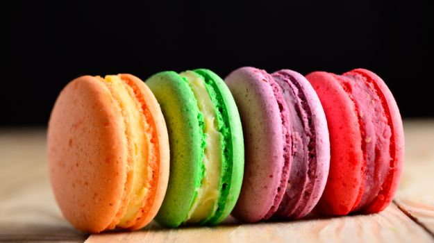 5 Of The Best Places In Delhi NCR That Offer Delectable Macarons