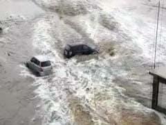 महाराष्ट्र में आफत की बरसात, कई हिस्सों में बाढ़ जैसे हालात