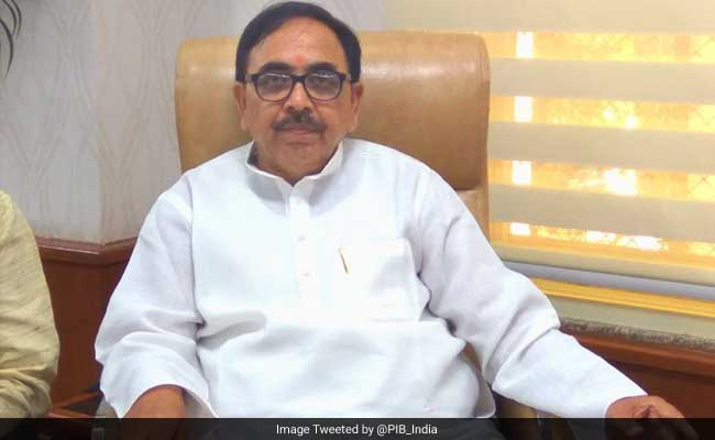 Mahendra Nath Pandey Appointed Uttar Pradesh BJP Chief
