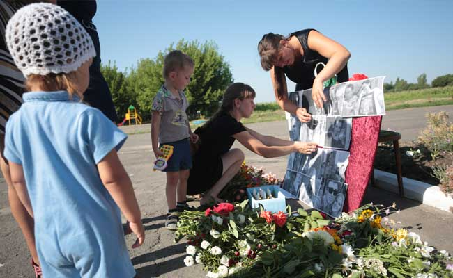 MH17 Investigators Make Public Appeal For Information Four Years On