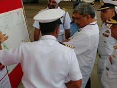 वायुसेना का AN32 विमान 24 घंटे बाद भी लापता, सर्च ऑपरेशन पर नज़र रखने चेन्नई पहुंचे पर्रिकर