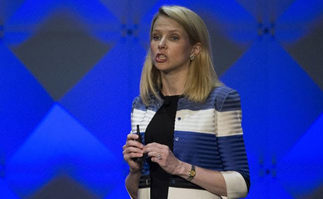 Yahoo CEO Marissa Mayer Gives Up Bonus, Takes Responsibility For Hack
