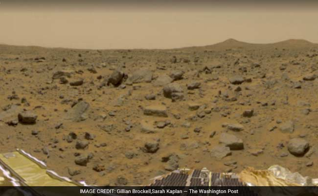 Why NASA Still Believes We Might Find Life On Mars