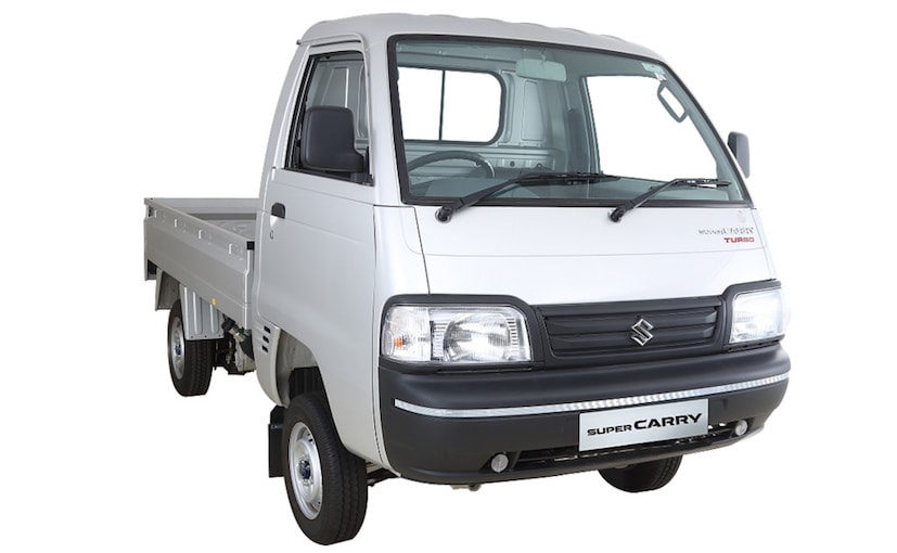 Maruti Suzuki Super Carry Lcv Launched At Rs 4 01 Lakh Sales To