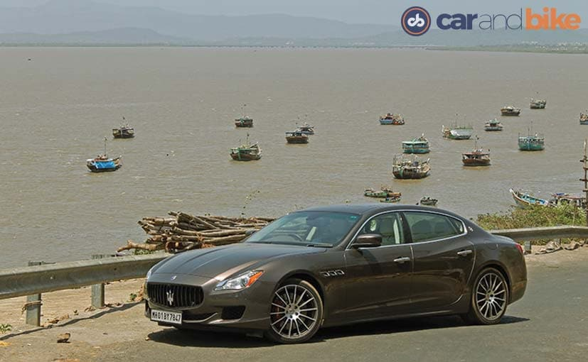 Maserati Quattroporte is Longer Than its Competitors