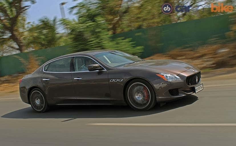 Maserati Quattroporte Can Go From 0-100km/h in 4.7seconds