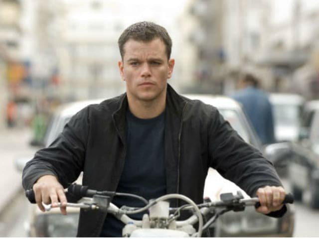 Matt Damon Reportedly Made $1 Million For Every Line in Jason Bourne