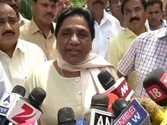 'I Am Like A Goddess To Them,' Says Mayawati On Massive Lucknow Protest