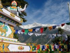 Charred Remains Of Tibetan Man Found At Mcleodganj