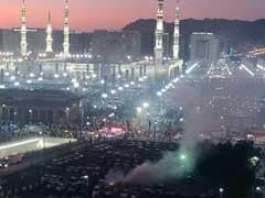 Saudi Arabia Says Pakistani Man Was Suicide Bomber In Medina