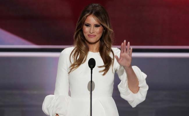 Naked Photos Of Melania Trump Were Published In The NY