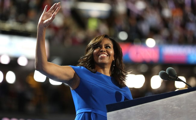 Michelle Obama Manages To Bring Democrats To Tears In Moving Convention Speech