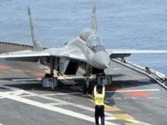 कैग ने नौसेना के मुख्य लड़ाकू विमान मिग-29 की क्षमता पर उठाए सवालिया निशान